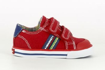 Pablosky '961060' Boys Shoes (Red)