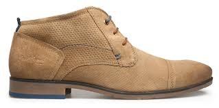 POD 'Dean' Mens Boots (Tan)