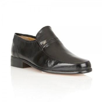Rombah Wallace 'Cadogan' Mens Shoes (Black)