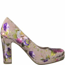 Tamaris '22431' Ladies Heels (Rose Flower)