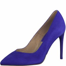 Tamaris '22443' Ladies Heels (Royal)