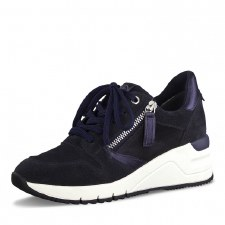 Tamaris '23702' Ladies Shoes (Navy Combo)