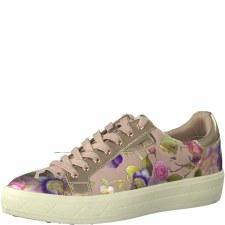 Tamaris '23732' Ladies Shoes (Rose Combo)