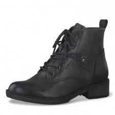 Tamaris '25116' Ladies Ankle Boots (Black)