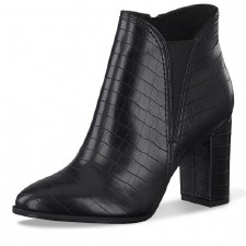 Tamaris '25363' Ladies Ankle Boots (Black)