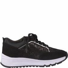 Jana '23764' Ladies Shoes (Black)