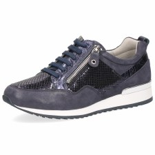 Caprice '23600' Ladies Wide Fitting Shoes (Navy)