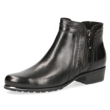 Caprice '25312' Ladies Ankle Boots (Black)