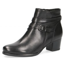 Caprice '25323' Ladies Ankle Boots (Black)