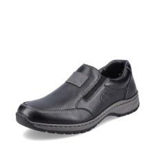 Rieker '03354' Mens Shoes (Black)