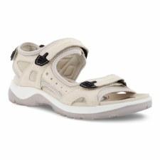 Ecco '69563' Ladies Sandals (Limestone)