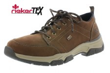 Rieker '11222' Mens Shoes (Walnut)