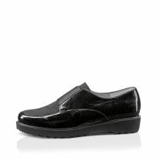 Ara 'Malmo' Ladies Comfort Shoes (Black)