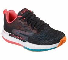 Skechers 'GOrun Pulse - Get Moving' Ladies Trainers (Black)
