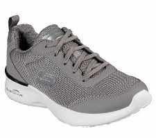 Skechers 'Skech Air Dynamight - Fast' Ladies Trainers (Grey)