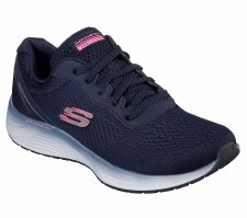 Skechers 'Skyline' Ladies Trainers (Navy)