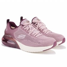 Skechers 'Skech-Air Stratus' Ladies Trainers (Mauve)
