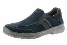Rieker '13752' Mens Shoes (Navy)