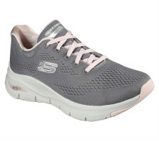 Skechers 'Arch Fit - Big Appeal' Ladies Trainers (Grey)