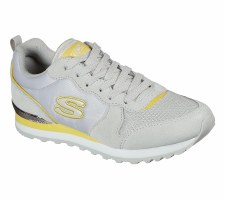 Skechers Street 'OG 85 - Step N Fly' Ladies Shoes (Off White)