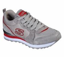 Skechers Street 'OG 85 - Step N Fly' Ladies Shoes (Natural)