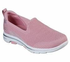 Skechers 'GOwalk 5 - Prized' Ladies Shoes (Pink)