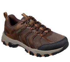 Skechers 'Selmen - Lorago' Mens Shoe (Brown)