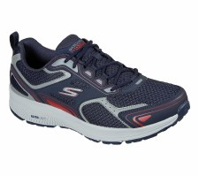 Skechers 'GOrun Consistent' Mens Trainers (Navy/Red)