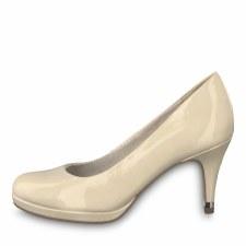 Tamaris '22444' Ladies Heels (Cream)