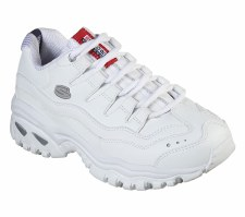Skechers 'Energy' Ladies Trainers (White)