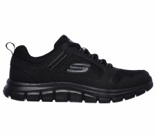 Skechers 'Track - Knockhill' Mens Shoes (Black)