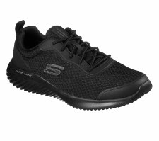 Skechers 'Bounder - Voltis' Mens Trainers (Black)