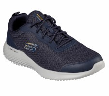 Skechers 'Bounder - Voltis' Mens Trainers (Navy)