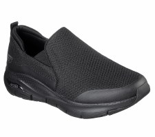 Skechers 'Arch Fit - Banlin' Mens Shoes (Black)