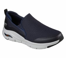 Skechers 'Arch Fit - Banlin' Mens Shoes (Navy)