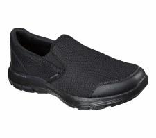 Skechers 'Flex Advantage 4.0 - Tuscan' Mens Shoes (Black)