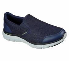 Skechers 'Flex Advantage 4.0 - Tuscan' Mens Shoes (Navy)