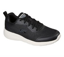 Skechers 'Dynamight 2.0 - Full Pace' Mens Trainers (Black)