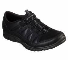 Skechers 'Gratis - Fine Taste' Ladies Shoes (Black)