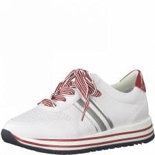 Jana '23633' Ladies Sneakers (White)