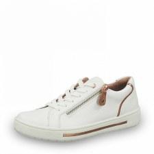 Jana '23660' Ladies Sneakers (White)