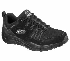 Skechers 'Relaxed Fit: Equalizer 4.0 Trail' Mens Shoe (Black)