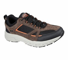 Skechers 'Relaxed Fit: Oak Canyon - Duelist' Mens Shoes (Brown)