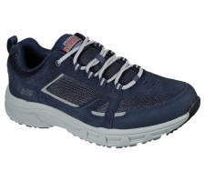 Skechers 'Relaxed Fit: Oak Canyon - Duelist' Mens Shoes (Navy)