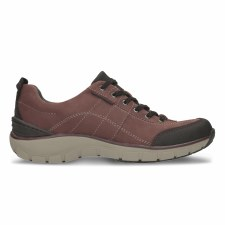Clarks 'Wave Roam' Womens Sport Shoes (Berry Nubuck)