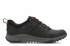 Clarks 'Tri Trek' Ladies Trainers (Black)
