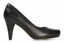 Clarks 'Dalia Rose' Ladies Heels (Black)