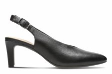 Clarks 'Calla Violet' Ladies Heels (Black)