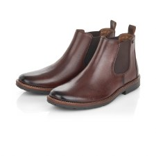 Rieker '35382' Mens Boots (Brown)