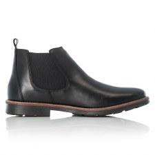Rieker '35382' Mens Boots (Black)